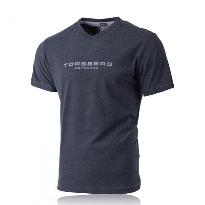 Gøteborg V T-Shirt black-melange