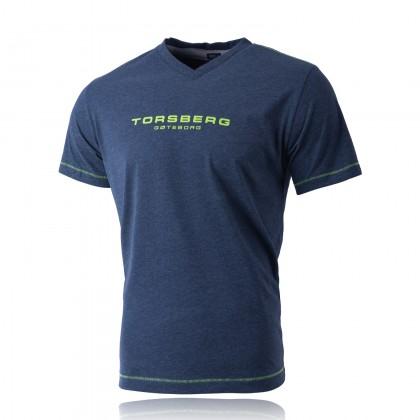 Gøteborg V T-Shirt navy-melange